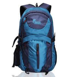 F Gear Ops 30 Liters Travel Backpack(Navy Aqua Blue)