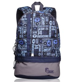 Burner P11 F Skyblue  Small Backpack