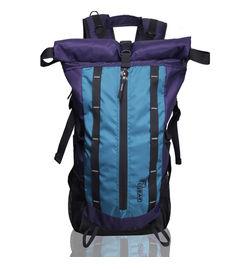 F Gear Arkham Roll Top 25 L Backpack (Purple)