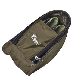 F Gear Supio Travel storage shoes Bag (Green)