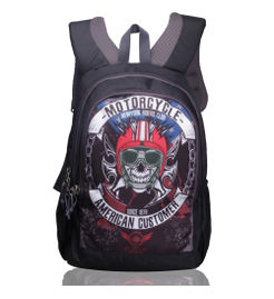 F Gear Castle Outlaws NRC 27L Backpack (Black)