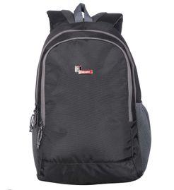 F Gear Castle V2 Black 1000D 27 Liters Backpack