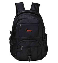 F Gear Honcho 29 Liter Black Laptop Backpack