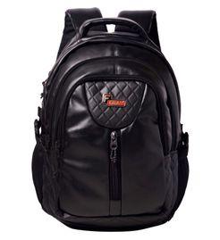F Gear Tycoon 27 Liters Laptop Backpack Sch Bag(Black)