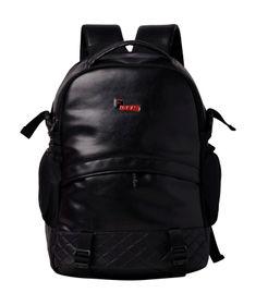 F Gear Sedna 27 Liters Laptop Backpack Sch Bag (Black)
