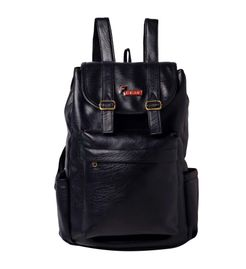 F Gear Capella Black 14 Liters Backpack