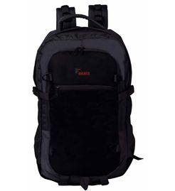 F Gear Olympus 46 Liters Laptop Trekking Sch Bag(Black,Grey)