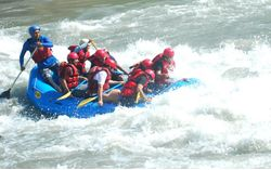 Rafting on Ganga + Alaknanda (2 Days)