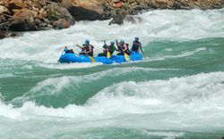 MST Sursingdhar + Rafting in Ganga