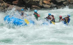 Tame The Wild Waters Rafting : Ganga and Yamuna [Price on Request]