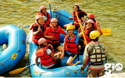 Alaknanda Rafting (3 Days) for Women