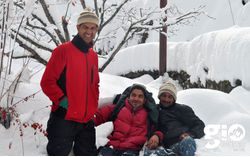 Snow Experience Auli- 4 Days
