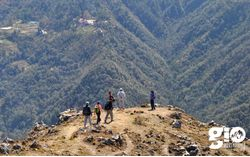 Trek around the Binog wildlife Sanctuary - Mussoorie