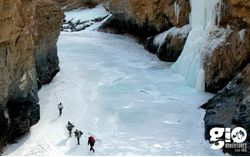 Chadar Trek Ladakh - 9 Days [Standard]
