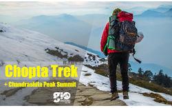 Snow Trek : Chopta