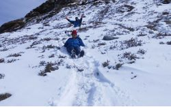 Snow Trek  to Chopta Chandrashila for Women