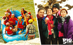 Chopta trek with Rafting - Youth Adventures