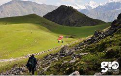 Backpacking Trek Dayara Bugyal - Surya Top