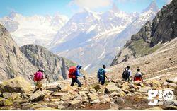 Trek to Hampta Pass & Chandratal Trek - Youth Adventures