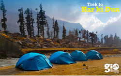 Har ki Dun & Hata Valley Trek for Women