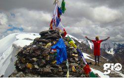 Kanamo Peak Trek