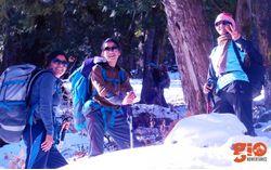 Snow Trek: Kuari Pass & Pangarchula Peak
