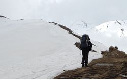 Winter trek to Kuari Pass + Skiing [Price on Request]