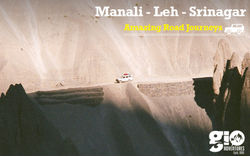 Amazing Road Trips  :  Manali - Leh - Srinagar for Women