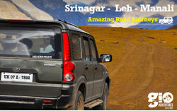 Overland Trip : Srinagar to Leh to Manali