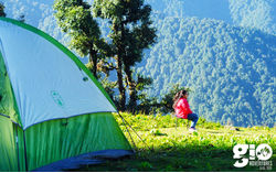 Nag  Tibba Trek for Women