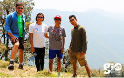 Weekends Nag Tibba Trek