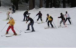 Fun Skiing