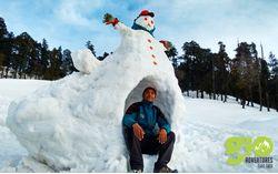 Snow Trek:  Kedarkantha