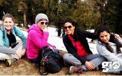 Snow Trek  to Nag Tibba for Women