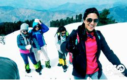 Snow Trek  Nag Tibba