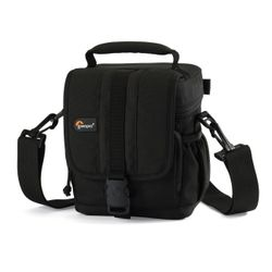 LOWEPRO SHOULDER BAG ADVENTURA 120 BLACK