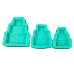 3 Tier Silicone Mould
