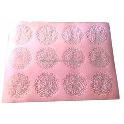 Big Pink Lady Sugar Lace Mat