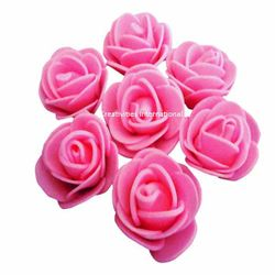 LIGHT PINK FOAM FLOWERS(MEDIUM)