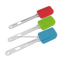 Mini Silicone spatulas (SET OF 3)