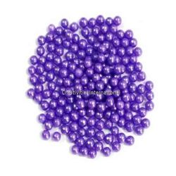 Purple Sugar Balls (4mm)