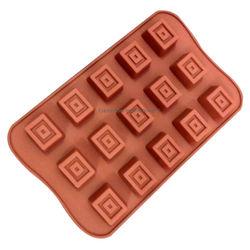 Designer square Chocolate mould