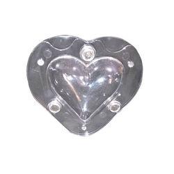 3D Heart Polycarbonate  mold