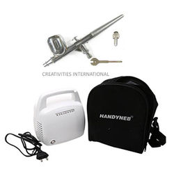 ARTMASTER Air brush KIT WITH COMPRESSOR