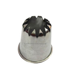 12 Star Close Teeth Nozzle (Big size)