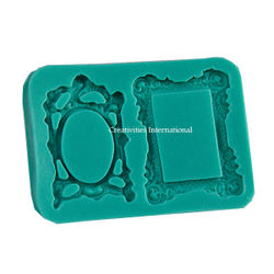 Silicone 2 In 1 Mirror Shape Mould