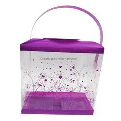 Purple flower  Design box