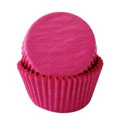 Pink Color Cup Cake Liner (Big)