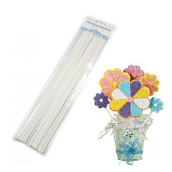 Lollipop Sticks Medium 9 inch (50 Pcs)