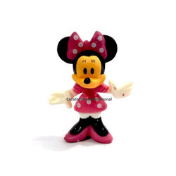 Minnie Mouse Cakes topper